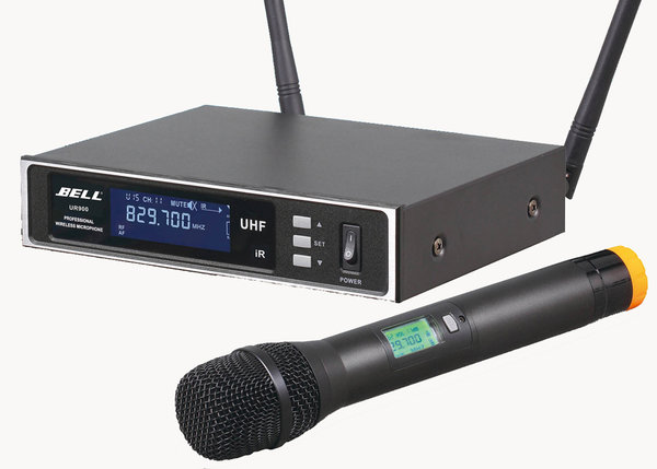 UR900V 96 Kanal UHF Vocal Set