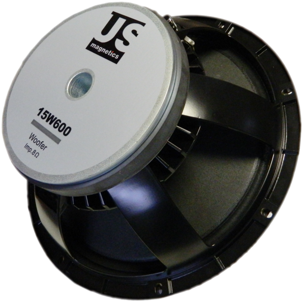 15W600-8 US.magnetics Woofer