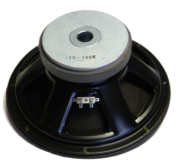 12B150K_Original Replacement Speaker