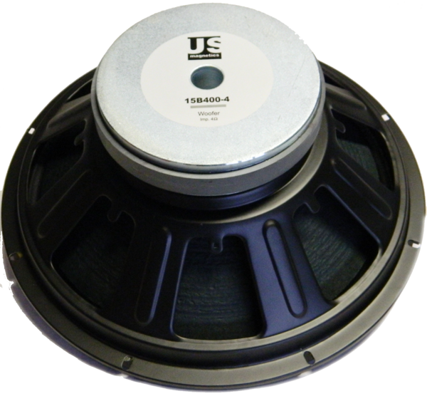 15L400-8 US.magnetics Woofer