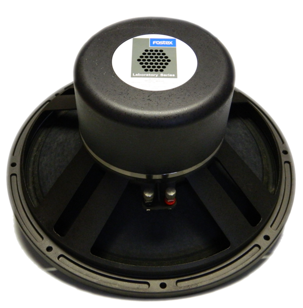FOSTEX W400A Laboratory Series Woofer